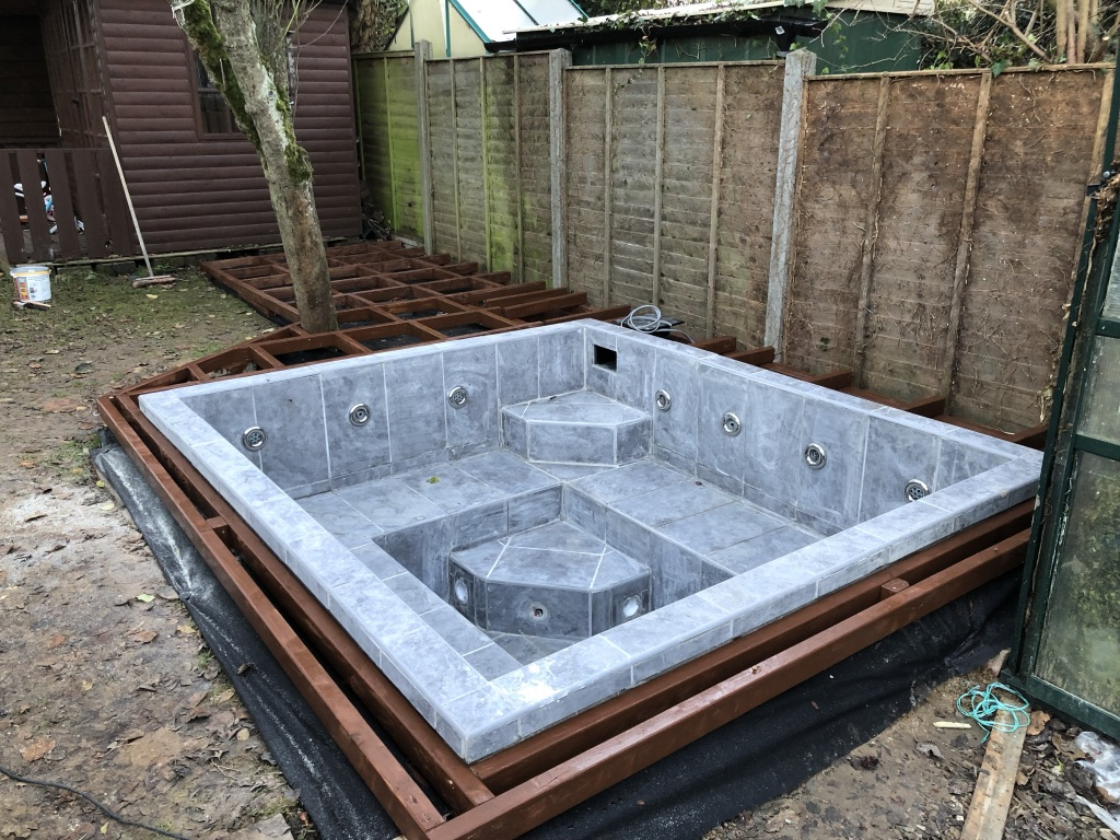 Buy Hot Tub >> Why Build A Hot Tub When I Can Buy One Build A Diy Hot Tub