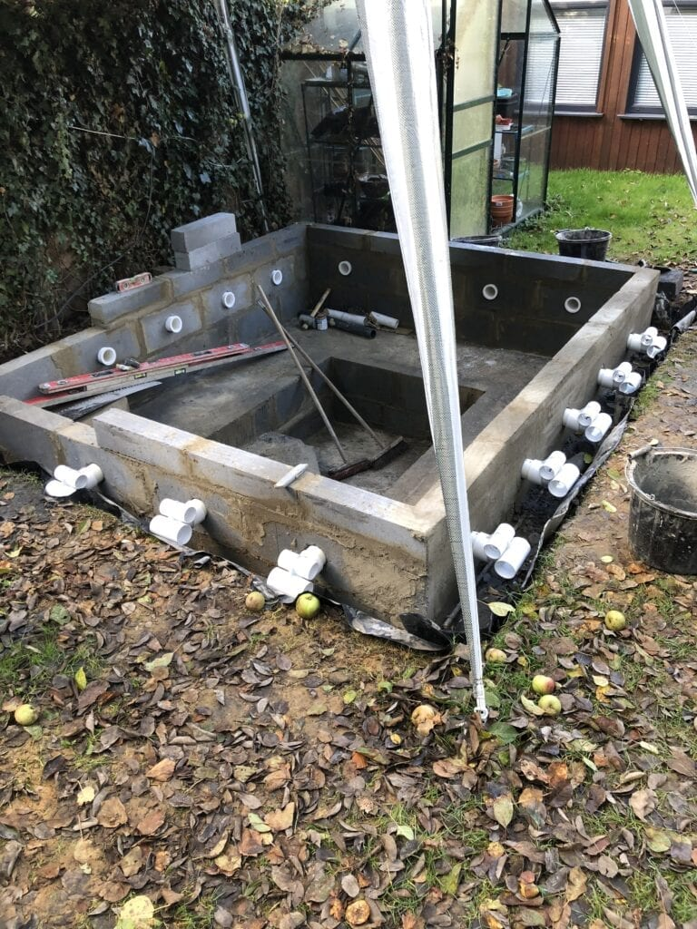 Plumbing your DIY Hot Tub