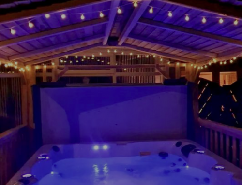 Hot Tub Enclosure Ideas