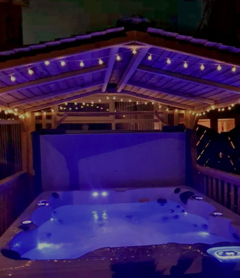 Hot Tub Enclosure Ideas Build A Diy Hot Tub