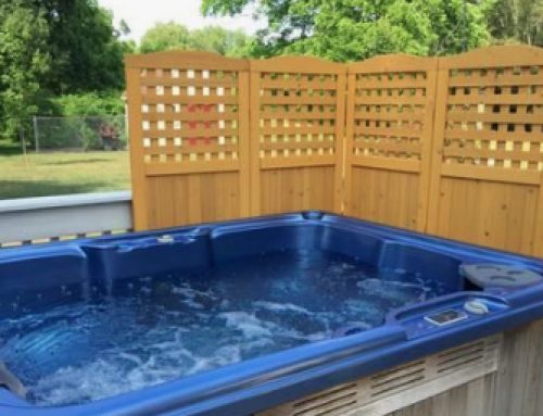Hot Tub Privacy Ideas