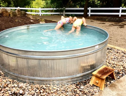 Thinking About Building a Stock Tank Hot Tub? Read this first.