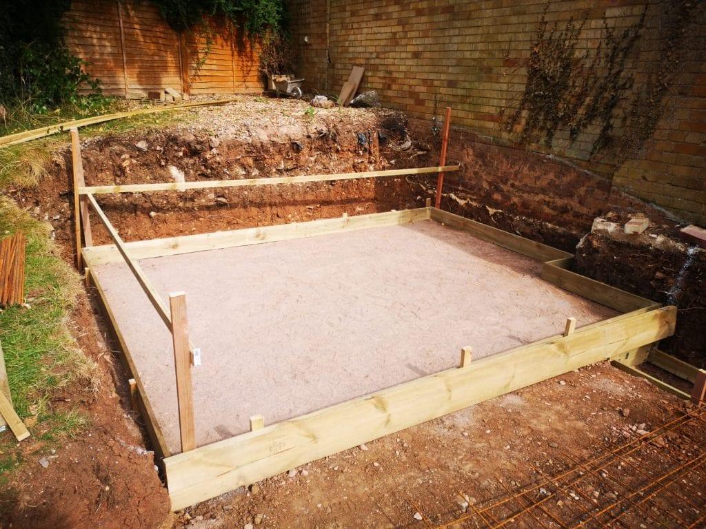Build a Hot Tub Base