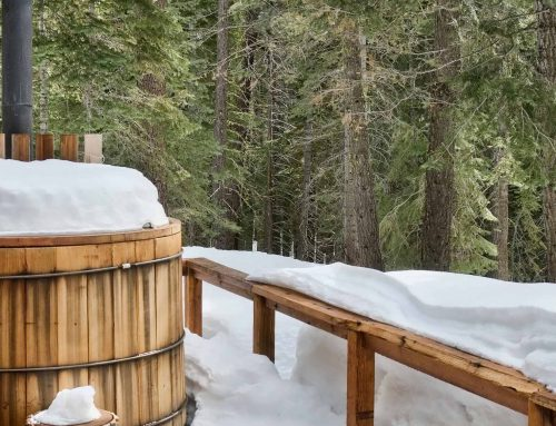 Closing your Hot Tub for the winter? Here are the steps you need