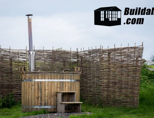 How to Build the ULTIMATE DIY Wooden Hot Tub
