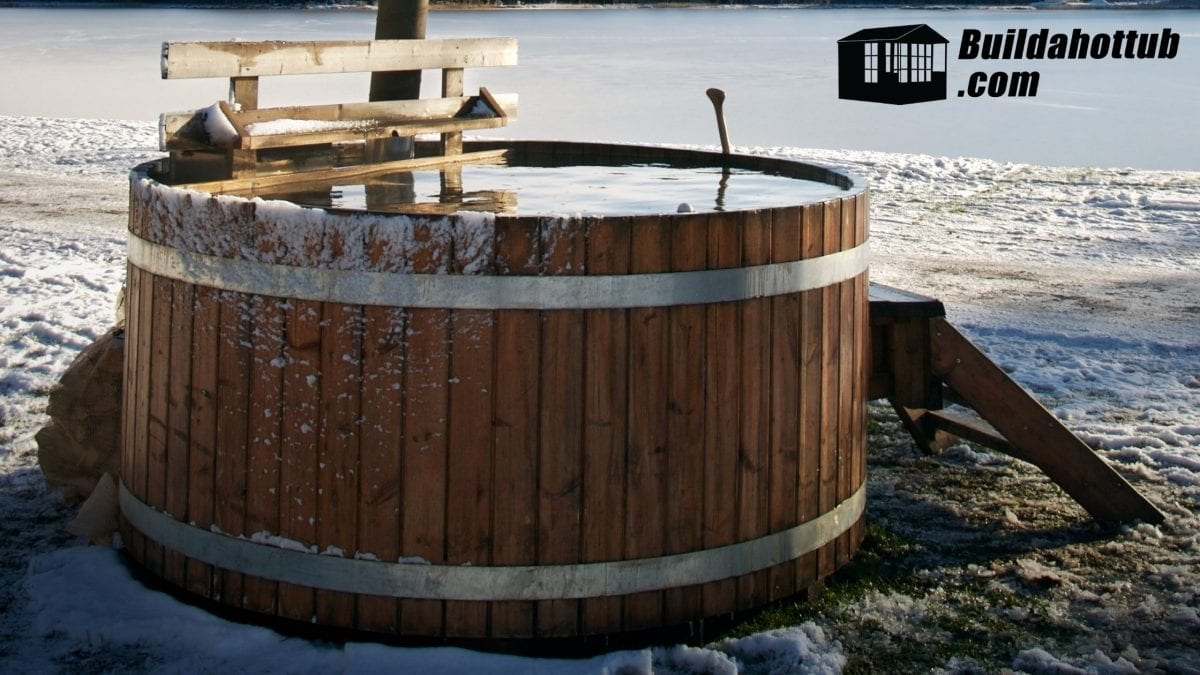 Wood Hot Tub