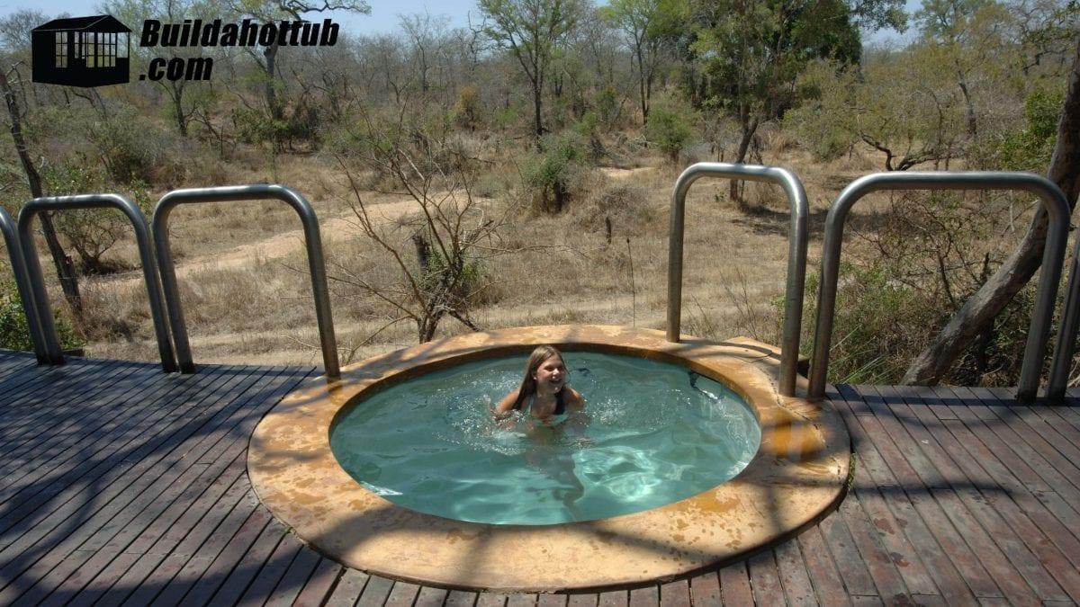 Plunge Pool DIY