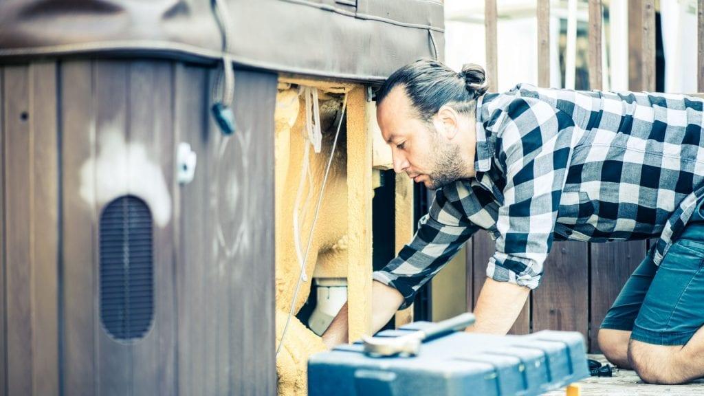 hot tub blower repair