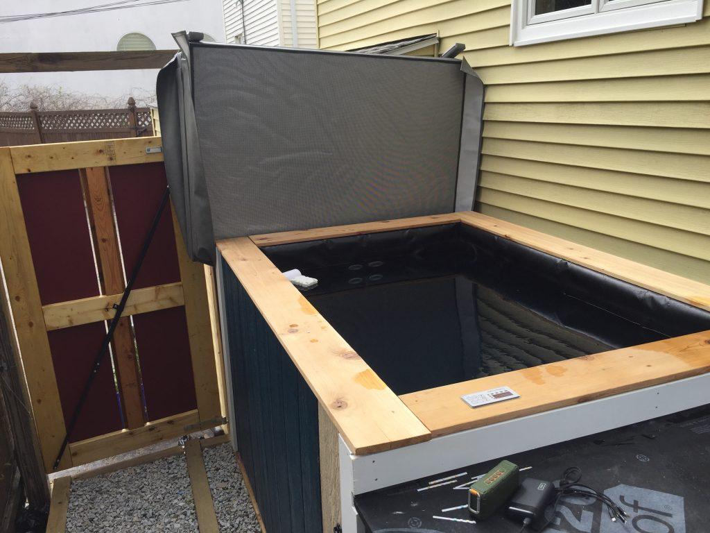 Brandon's DIY Hot Tub